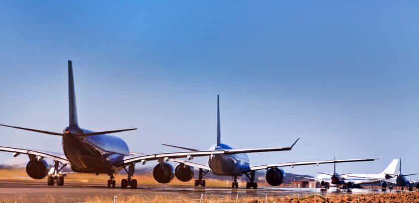 airport voice over artist